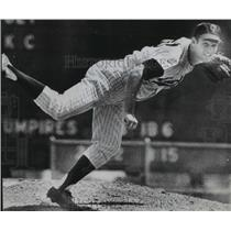 1976 Press Photo Dave Boswell Minnesota Pitcher - orc15432