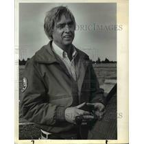 1983 Press Photo Bill Kelso - ora54573
