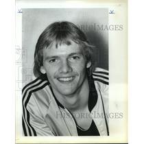 1983 Press Photo Tom Hartley - orc15801