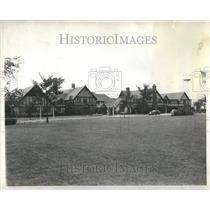 1939 Press Photo Building Jamestowne Society Lineage - RRR40011