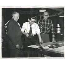 1956 Press Photo Hungarian Refugees - RRR42323