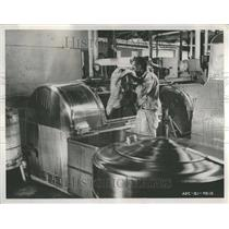 1955 Press Photo Radiation