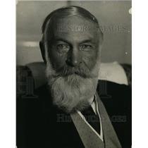 1921 Press Photo Dr Adolph Lorenz Austrian Surgeon - ney13858