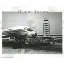 1973 Press Photo Airplanes