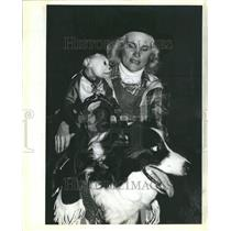 1984 Press Photo Rodeo at Rosemont Horizo