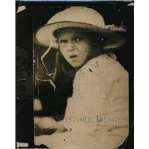 1918 Press Photo Elizabeth Gillet Age Ten - nef08312