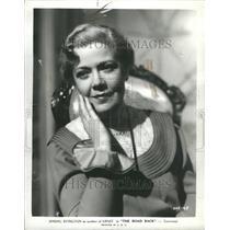 1937 Press Photo Actress Spring Byington