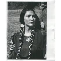 1975 Press Photo Linda Redfearn Actress