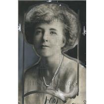 1923 Press Photo Zona Gale Author - RRR46199