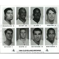 1994 Press Photo 1994 Cleveland Browns - cvb72474