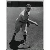 1940 Press Photo Roy Welhez - cvb72836