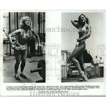 1980 Press Photo Bentley displayed her championship form - mja10969