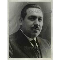 1927 Press Photo Mexico General Paulino Fontes - nef06989