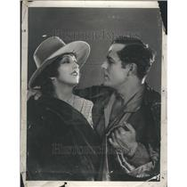 1924 Press Photo Estelle Taylor - Movie Star - RRR49507