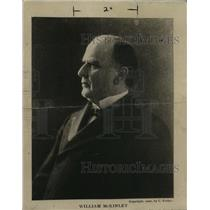 1900 Press Photo William McKinley - mja33900