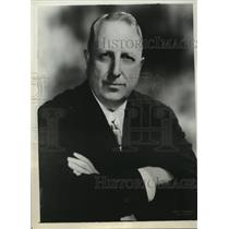 1935 Press Photo Noted American Publisher William Randolph Hearst - mja34596