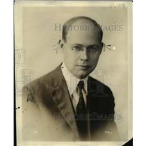 1919 Press Photo Arthur B. Reeve - nef13458