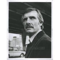 1980 Press Photo Dennis Weaver Actor
