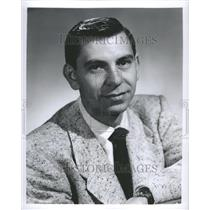1949 Press Photo Jack Webb Dragnet NBC Television