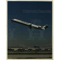 1988 Press Photo 1st-Phase Test Objectives of McDonnell Douglas Ultra-high Bypas