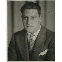 1926 Press Photo Al Corusweet, Football - cvb76776