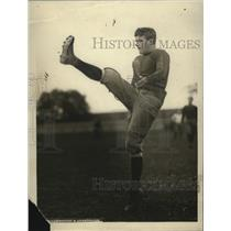 1926 Press Photo E. B. Cottle, Yale Quarterback - cvb76784