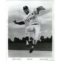 1966 Press Photo Sonny Jackson, Shortstop -Houston Astros. - mjs03593