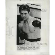 1967 Press Photo Sammy Mandell, 63 held world lightweight title from 1926-1930