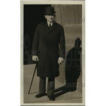 1926 Press Photo Sherburn M. Becker, 41st Mayor of Milwaukee, Wisconsin.