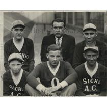 1926 Press Photo O'Sickeys Baseball team members - cvb78250