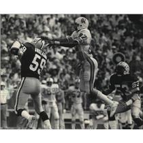 1983 Press Photo John Anderson (59) deserved Pro Bowl. - mjs04072