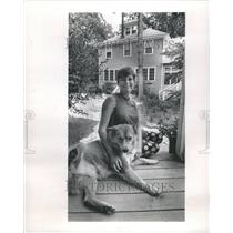 1991 Press Photo Madeline Reinke Indians Michigan