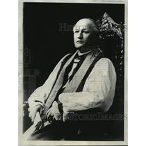 1924 Press Photo Bishop William Montgomery Brown of Protestant Episcopal Church