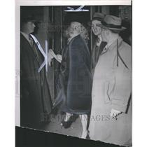 1949 Press Photo Mildred Gillars