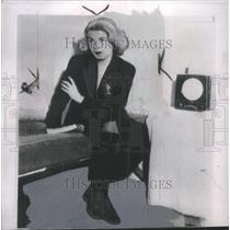 1947 Press Photo Mildred Gillars