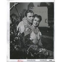 1951 Press Photo Harold Clifford Keel Actor Singer Ethe