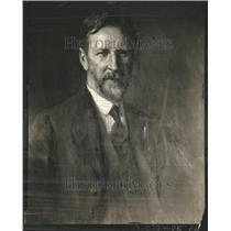 1929 Press Photo John Henna Dtrector Emeritus Columbo Z - RRR74113