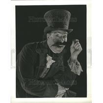 1935 Press Photo Harry K.Marton Comedian Dancer