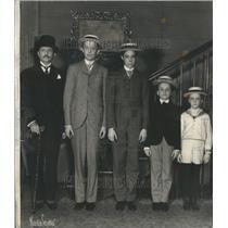 1940 Press Photo Blackstone Life With Father Theatre