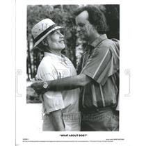 1991 Press Photo M.P.Playe About Bob
