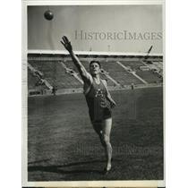 1936 Press Photo Glenn Morris of the Denver A.C.all time American Athlete.