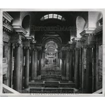 1953 Press Photo Interior of Kentucky's capitol in Frankfort