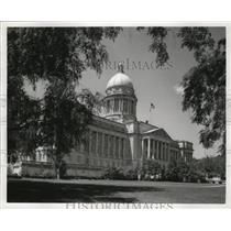 1982 Press Photo Kentucky's Capitol, at Frankfort