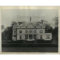 "1930 Press Photo Stubbenberg ""Farm"" where Prince Leopold's son was born, Belgium"