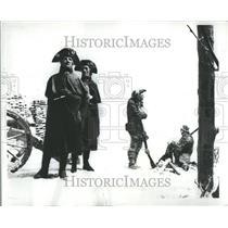 1964 Press Photo Washington Army Valley Forge Provation - RRR80561