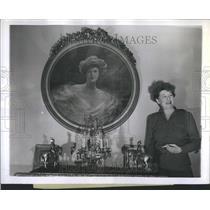 1943 Press Photo Actress Film Ferguson Louise Elsie