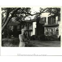 1979 Press Photo Minnie Pearl at home in Nashville, Tenn. - cva33940