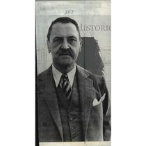 1935 Press Photo W. Somerset Maugham - mja35736