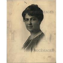 1926 Press Photo Bina A. West of Port Huron, Michigan - nef32221