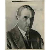 1927 Press Photo President Coburn Whitmore of Warren County Ohio - nef20952